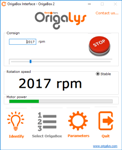 OrigaBox Interface
